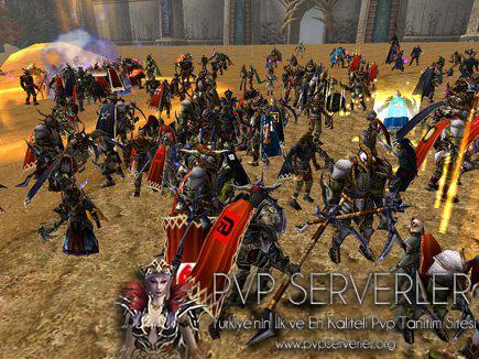 Knight Online Eski Dönem Görüntü